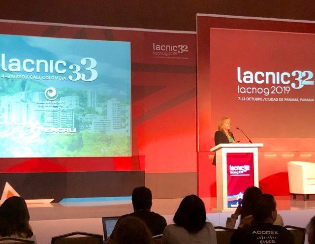 LACNIC 33 Cancelado